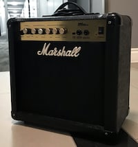 Marshall MG15CD  537 km