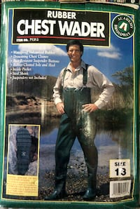 Rubber Chest Wader Franklinton
