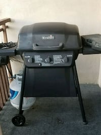 black Char-Broil gas grill Poway, 92064