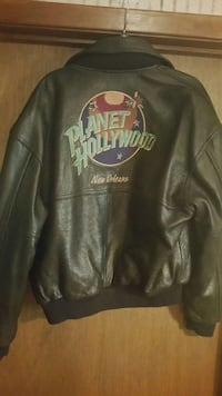 Rare Authentic reversible bomber jacket