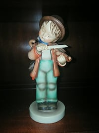 boy playing violin ceramic decor Rockville, 20850
