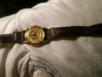 Fossil skeleton brown leather band retails 199.00 Hattiesburg, 39401