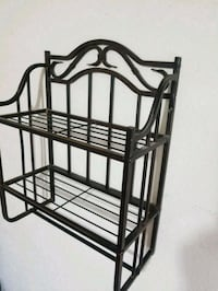 Large iron shelf  Kyle, 78640