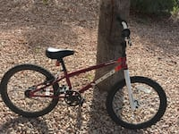 black and red BMX bike Mesa, 85215