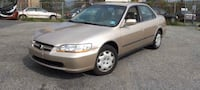 2000 Honda Accord Washington