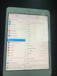 Ipad mini cellular and wifi Surrey, V3W 3K6