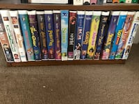 Disney VHS - All or None  Manassas, 20110