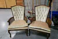 Antique arm chairs Mississauga, L5S 1R7
