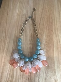 Pastel Beaded necklace  East Rockaway, 11518