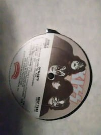 Kiss. Record1979 Hagerstown