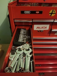 Tool Box with Tools For Sale Markham