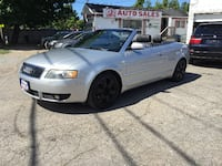 2003 Audi A4 Convertible/Automatic/Leather/Bluetooth/Certified Scarborough, ON M1J 3H5, Canada