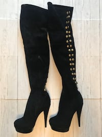 Thigh high boots size 9  Mississauga, L5M 3X6