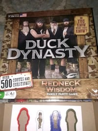Duck Dynasty wisdom family game Kitchener, N2A 2P1