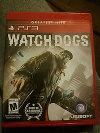 Watch Dogs Ps3 game Donna, 78537