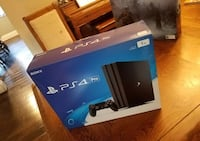 Used PS4 pro comes with all original accessories Houston, 77030