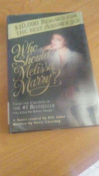 who should Melissa marry book Glouster, 45732