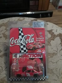 red Coca-Cola Action toy car pack Fort Myers, 33901