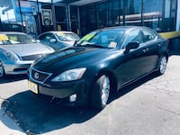 2006 Lexus IS250 AWD Easy Financing Available  La Habra