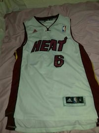 Camiseta de los Miami Heat