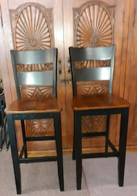 Set of Two Barstools 30""