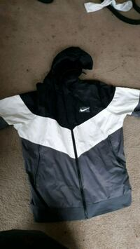 Nike jacket (size large) Clinton