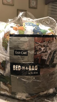 Easy care bed-in-a-bag bed sheet pack Louisville, 40258