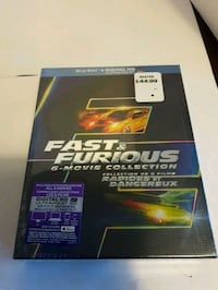Fast and Furious DVD Box Set Pickering, L1V