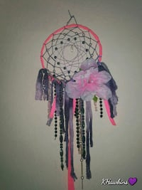 pink and white dream catcher Medford, 97501