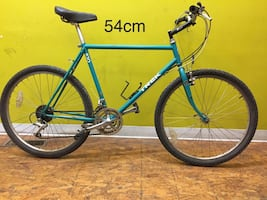 Bicycle, classic Trek 830 mtb