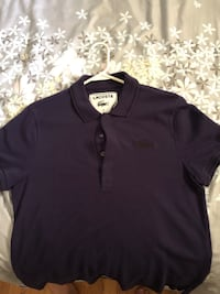 Lacoste limited color purple and black crock size small / 4 Greendale, 53129