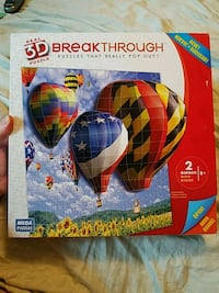 3D Puzzle brand new