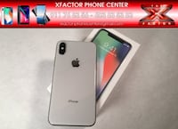 IPHONE X 256GB PLATA NUEVO PRECINTADO Madrid