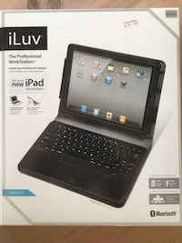 iLuv Bluetooth Keyboard New York, 11692