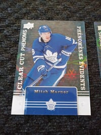 2019/20 TIM HORTON'S MITCH MARNER CLEAR CUT PHENOMS HOCKEY CARD Pickering, L1V 3V7