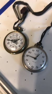 Old pocket watches Terre Hill, 17519
