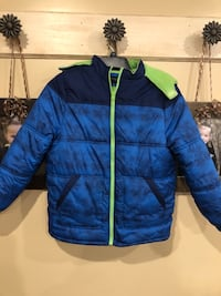 Boys Warm Winter Coat Size 14/16. Excellent condition located in Murray  Murray, 84123