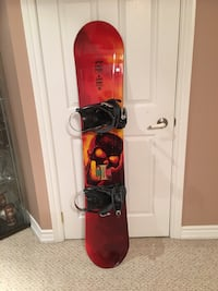 Used Lamar 1480 snowboard Burlington, L7L