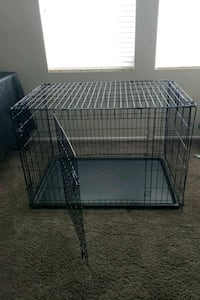 Large dog Cage crate kennel