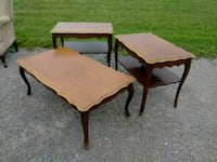 Coffee table and side tables Kawartha Lakes, K0M