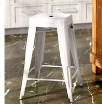 "Brand new bar stool  $40 each 30"" H 16"" W Mississauga, L5J 4E6"