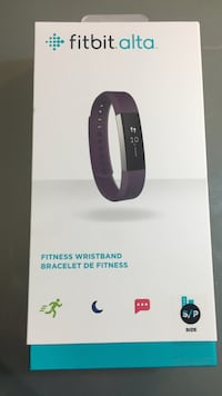 Never opened fitbit alta fitness wristband Milton, L9T
