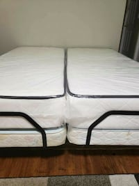Adjustable bed that goes up and down mattresses ar Oldsmar, 34677