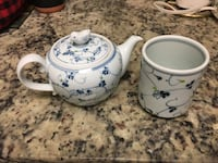 Japanese Tea pot and cup Fairfax, 22033