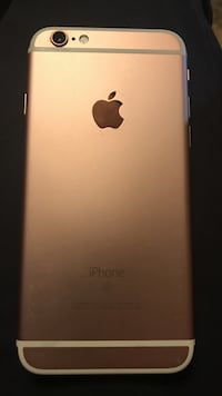 Rose gold iPhone 6s Horizon City, 79928