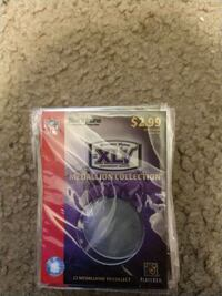 NFL XLV Medallion Collection Holder Inver Grove Heights, 55077
