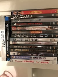 assorted movies Halifax, B3K 2B4