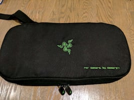 Razer keyboard backpack