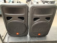 EON JBL speakers Mont Alto, 17237