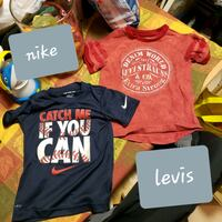Boys 4T and 5T clothing bundle